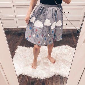 Rainy day skirt